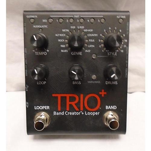 Digitech Trio Band Creator Plus Looper Pedal