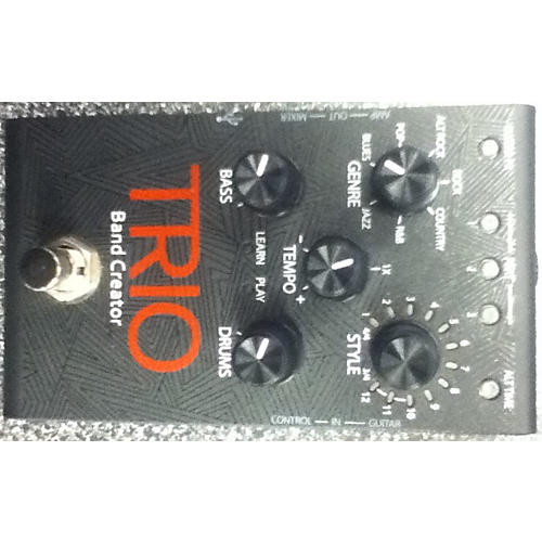 Digitech Trio Black Pedal