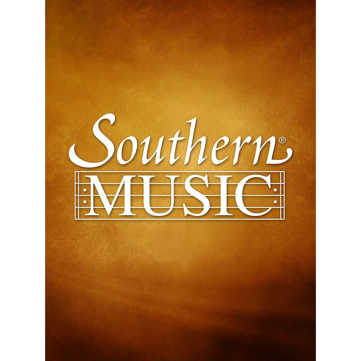 Southern Trio (Oboe, Clarinet and Bassoon) Southern Music Series by Jiri Laburda