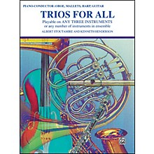 Alfred Trios for All Piano/Conductor Oboe Bells