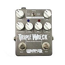 Wampler Triple Wreck Distortion Guitar Effects Pedal Level 1