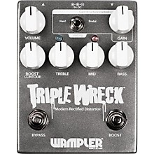 Wampler Triple Wreck Distortion Pedal Level 1