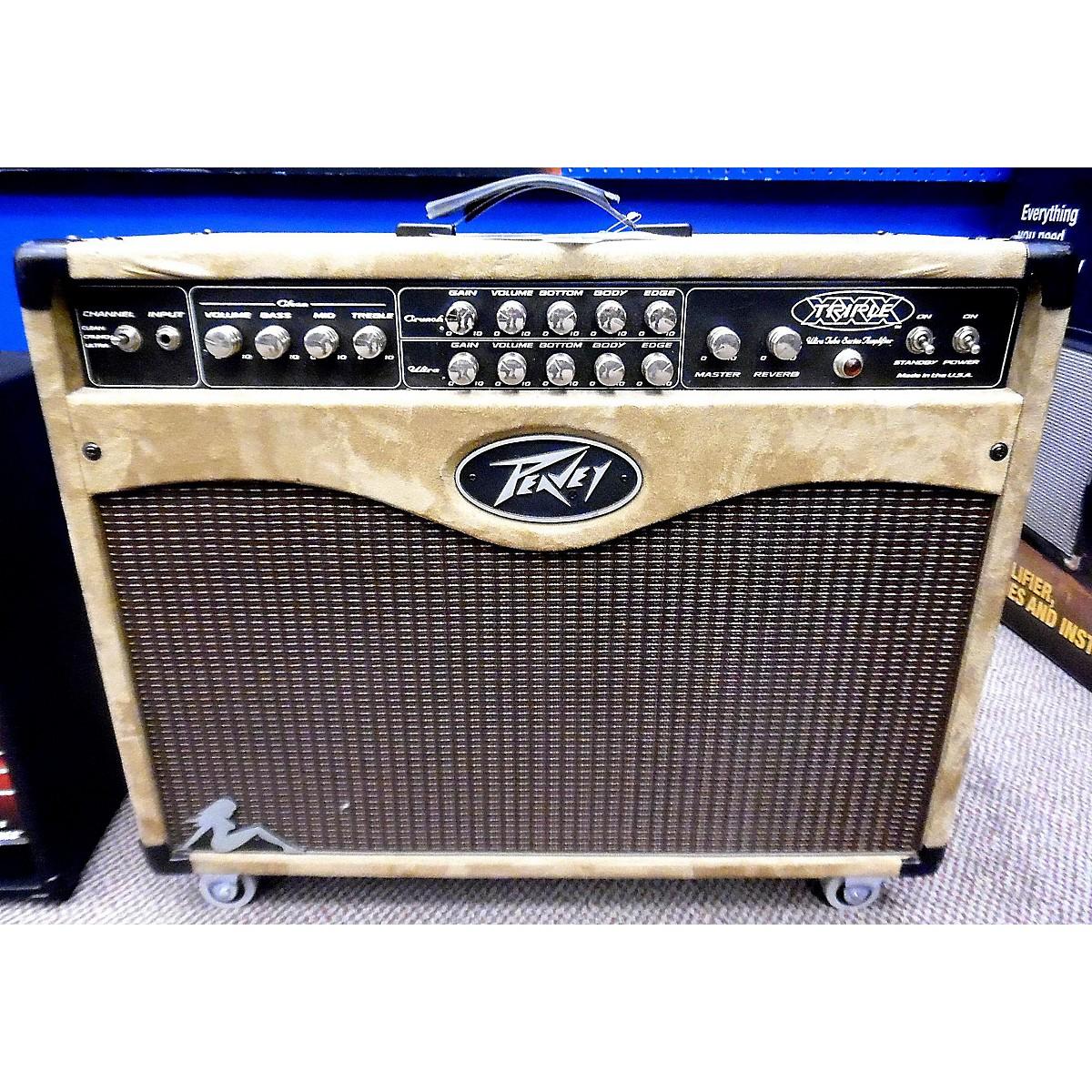 Peavey triple x ii guitar amplifier unleashes all