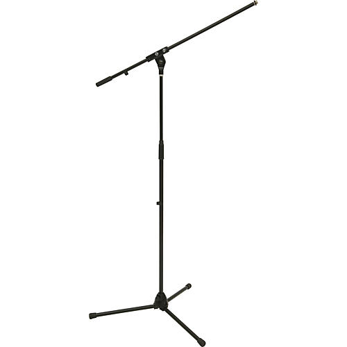 K&M Tripod Microphone Stand with Boom Arm
