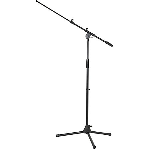 Musician's Gear Tripod Microphone Stand with Telescoping Boom