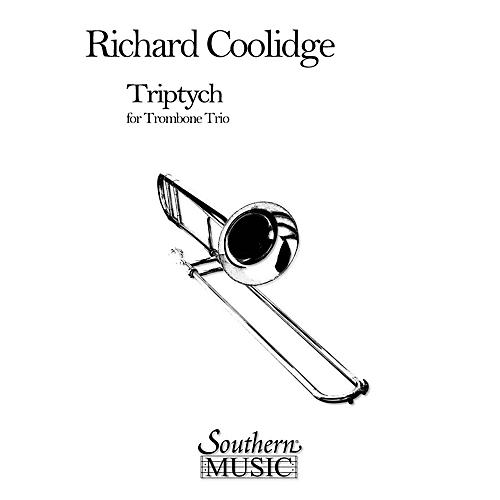 Southern Triptych (Trombone Trio) Southern Music Series Composed by Richard Coolidge