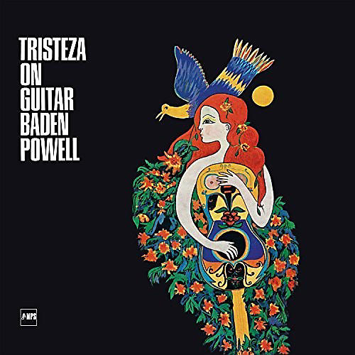 Alliance Tristeza On Guitar - Baden Powell