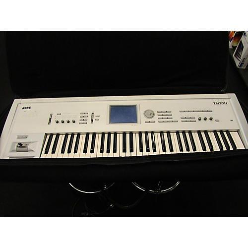 Korg Triton 61 Key Keyboard Workstation