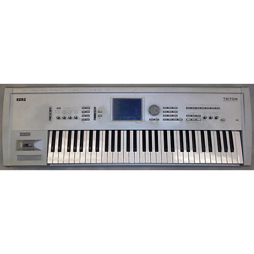 Korg Triton Classic 61 Key Keyboard Workstation