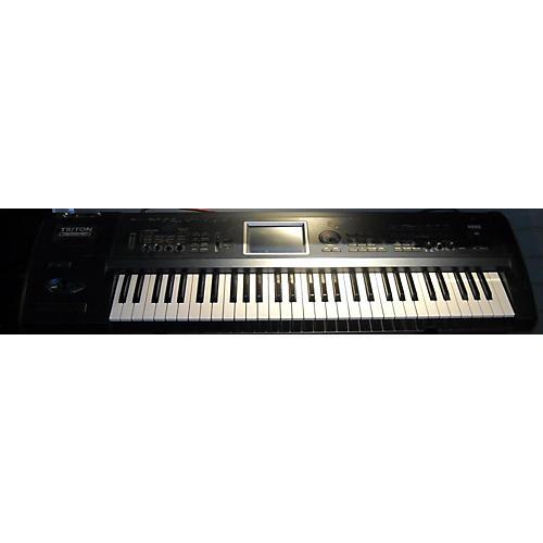 Korg Triton Classic 61 Key Keyboard Workstation