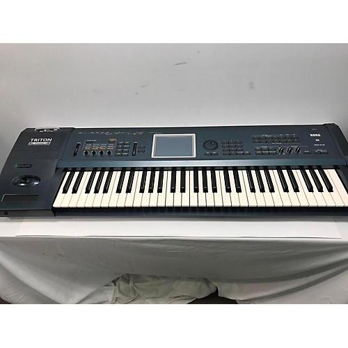 Korg Triton Extreme 88 Key Keyboard Workstation
