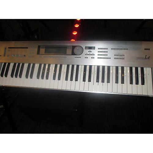 used korg triton le 61 key keyboard workstation guitar center. Black Bedroom Furniture Sets. Home Design Ideas