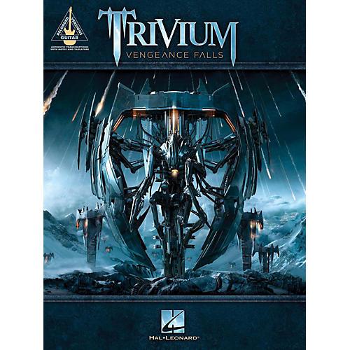 Hal Leonard Trivium - Vengeance Falls Guitar Tab Songbook