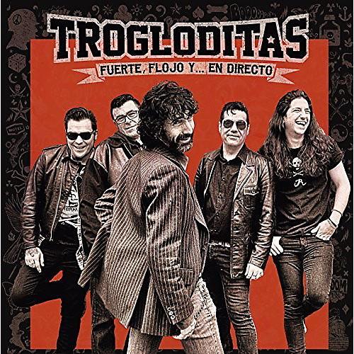 Alliance Trogloditas - Flojo Fuerte Y En Directo