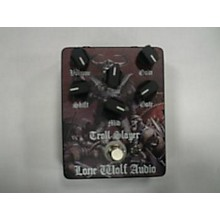 Lone Wolf Audio Troll Slayer Effect Pedal