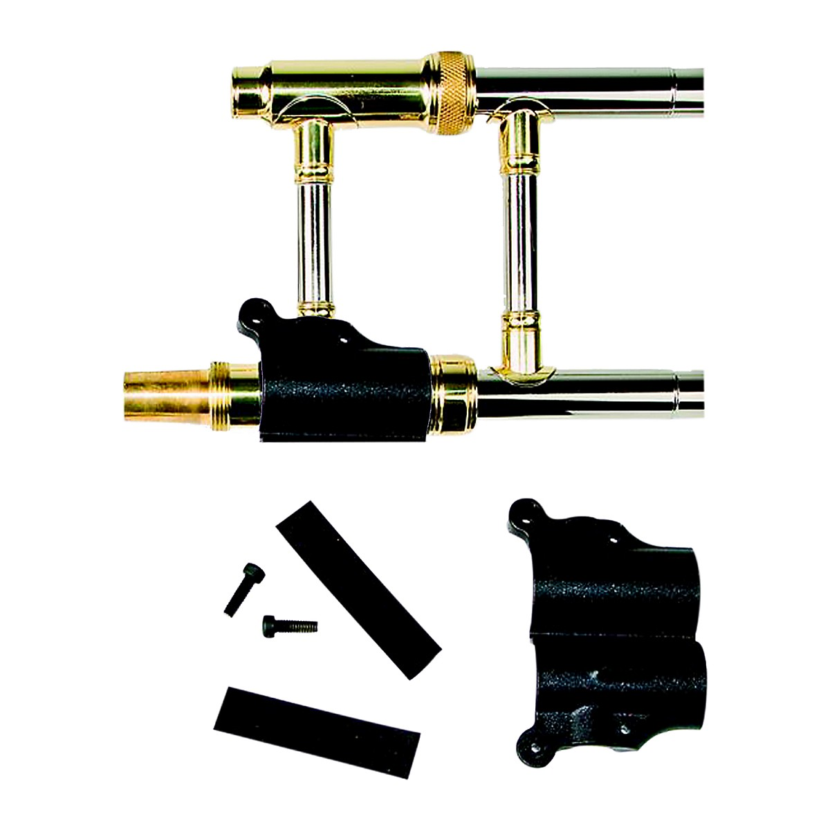 Neotech Trombone Grip Straight Gusseted Trombone Bushing Kit