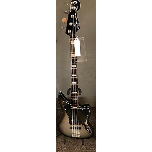 Squier Troy Sanders Signature Jaguar Electric Bass Guitar