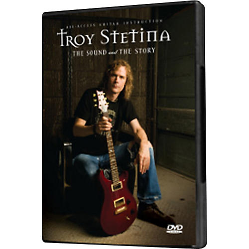 Fret12 Troy Stetina - The Sound and The Story DVD