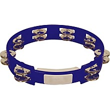 True Colors Tambourine Cobalt Blue 10 in.