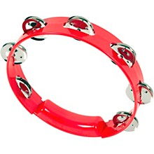 True Colors Tambourine Red 8 in.