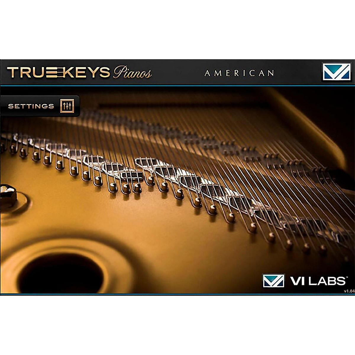 VI Labs True Keys American