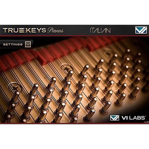 VI Labs True Keys Italian