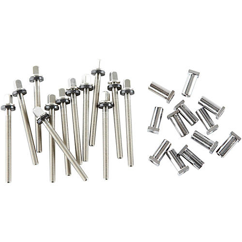 DW True Pitch Tension Rods for 8-13