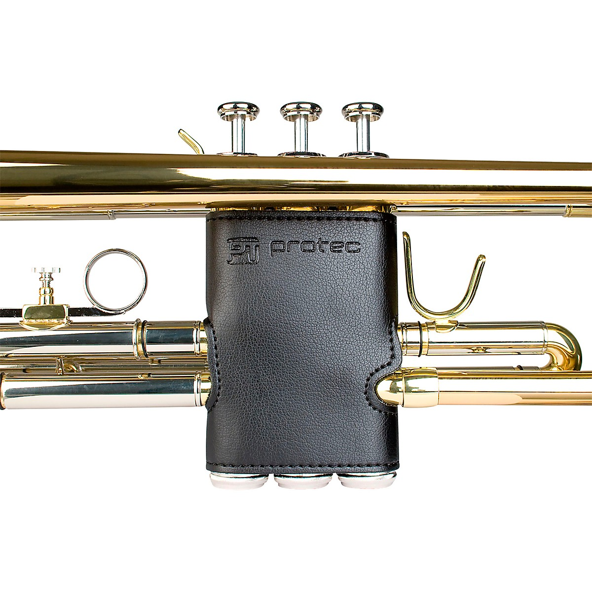 Protec Trumpet Leather Valve Guard