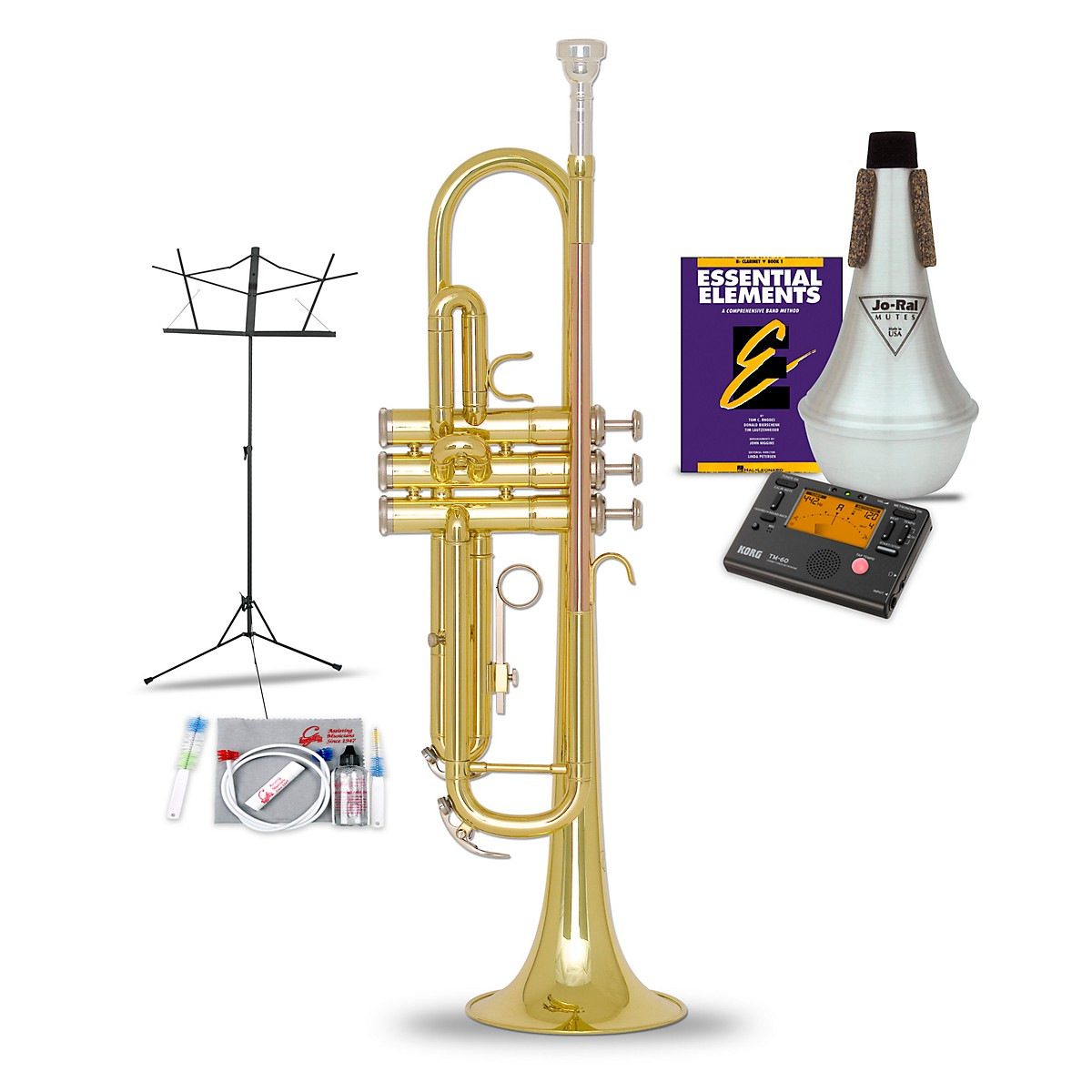 Etude Trumpet Value Pack