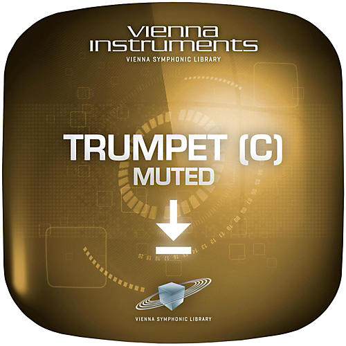 Vienna Instruments Trumpet in C Muted Upgrade To Full Library
