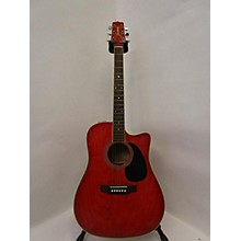 Jasmine Ts52cr Acoustic Electric Guitar