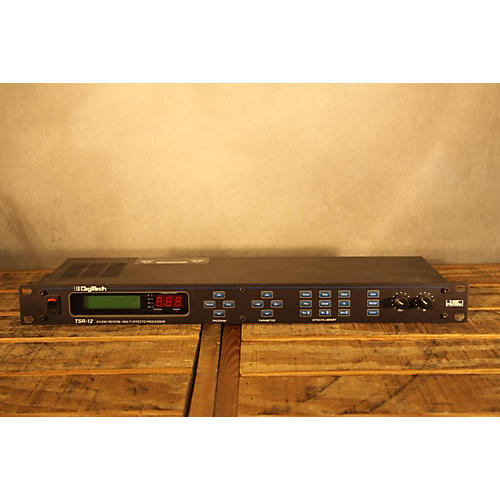 Digitech Tsr12 Vocal Processor
