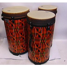 Remo Tubano Drums 3 Piece Set Tubanos