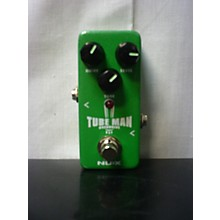 NUX Tube Man Overdrive Effect Pedal