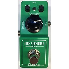used ibanez tube screamer mini effect pedal guitar center. Black Bedroom Furniture Sets. Home Design Ideas