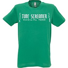 Ibanez Tube Screamer T-Shirt Green Double XL