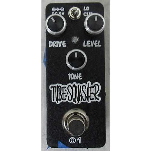 XVive Tube Squasher Effect Pedal