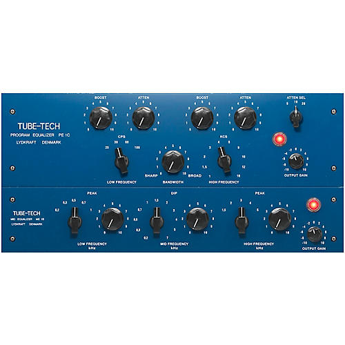 Softube Tube Tech EQ Collection