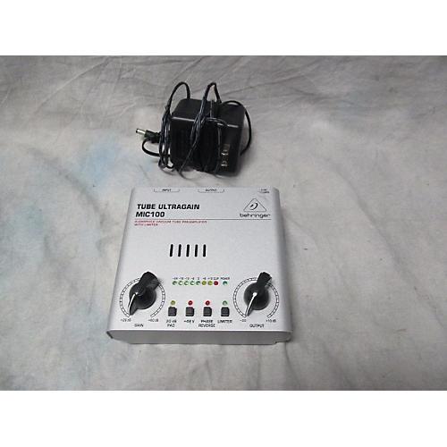Behringer Tube Ultragain Mic100 Audio Converter