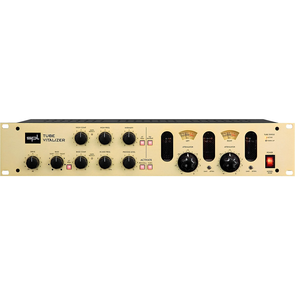 SPL Tube Vitalizer Program Equalizer