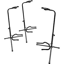 On-Stage Tubular Guitar Stand 3-Pack