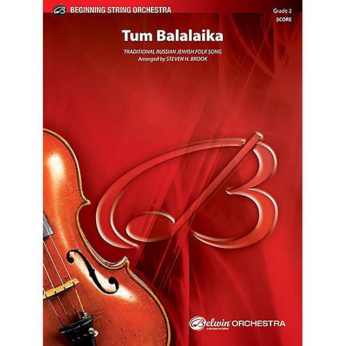 Alfred Tum Balalaika String Orchestra Grade 2 Set