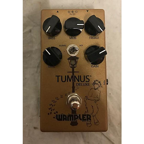 Wampler Tumnus Delux Effect Pedal