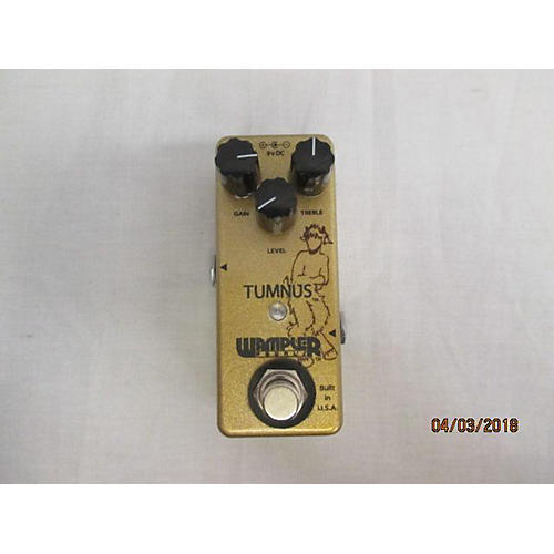 Wampler Tumnus Effect Pedal