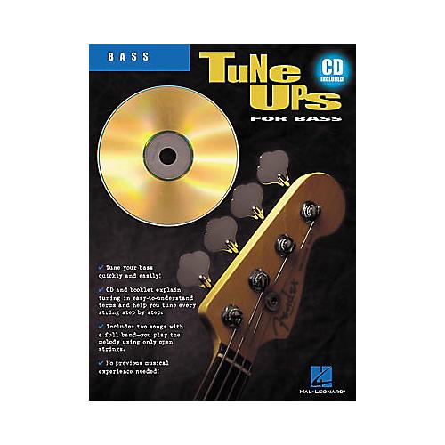 Hal Leonard Tune-Ups for Bass Tab Book
