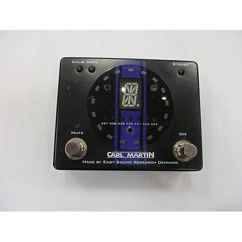 Carl Martin Tuner Tuner Pedal