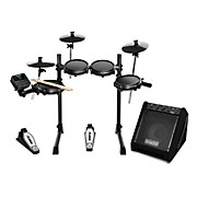 Turbo Mesh Electronic Drum Kit with Simmons DA25 Monitor
