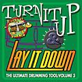 RhythmTech Turn It Up Lay It Down Volume 3 Rock It Science (CD) thumbnail