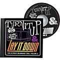 Drum Fun Inc Turn It Up and Lay It Down, Volume 5 - Double Pedal Metal - Play Along CD for Drummers thumbnail