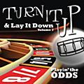 Drum Fun Inc Turn It Up and Lay It Down, Volume 7 Playin' The Odds Play Along CD for Drummers thumbnail